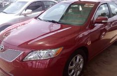 Toyota Camry 2009 Red for sale