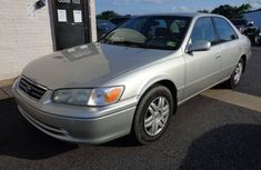 2001 Toyota Camry Silver for sale