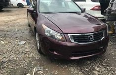2010 Honda Accord Red-wine for sale
