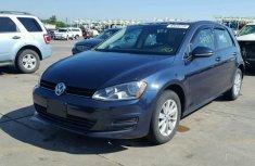 2016 Volkswagen Golf Blue for sale