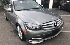 Mercedes Benz C300 2010 Grey for sale