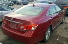 Lexus ES330 2008 red for sale