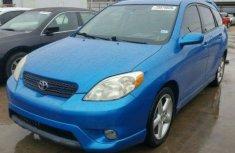 Toyota Matrix 2005 blue for sale