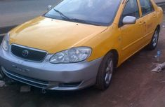 Toyota Corona 2003 Yellow for sale
