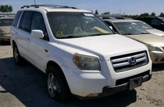Honda Pilot 2008 White for sale