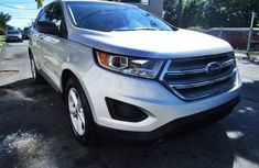 2015 Ford Edge 2015 Silver for sale