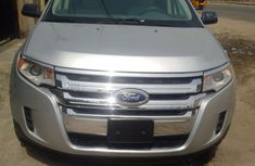 2012 Ford Edge Silver for sale