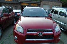 Toyota RAV4 Red 2006 for sale