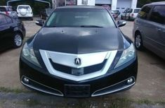 2010 Acura ZDX Black for sale