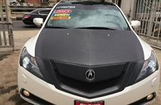 Acura ZDX 2013 White for sale