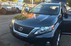 2014 Lexus Rx350 Black For Sale