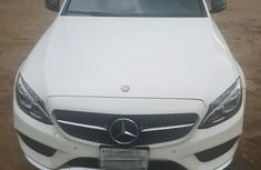 Mercedes Benz C450 2016 White for sale