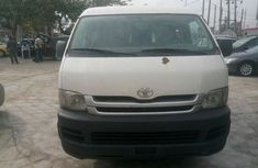 Toyota Hiace Bus 2010 Model For Sale