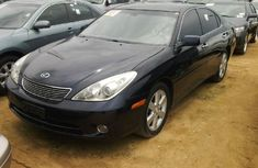 Lexus ES330 2005 Black for sale