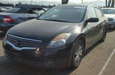 Nissan Altima 2007 Black for sale