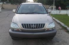 Tokunbo 2004 Lexus RX300 Silver for sale