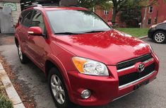Toyota RAV4 limited 2011 for sale