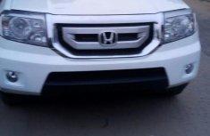 Honda Pilot 2011 White for sale