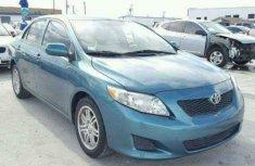 Toyota corolla 2011 blue for sale