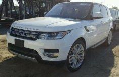 Land Rover Range Rover Sport White 2017 For sale