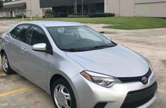 Toyota Camry 2018 Silver for sale