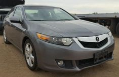Acura TSX 2013 Grey for sale