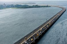 Traffic on Third Mainland Bridge – problems and solutions after 20 years of operation