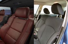 Which one is better for your car seat: Cloth or Leather?