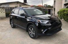 Toyota RAV4 2016 Black for sale