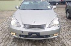 2003 Lexus ES300 Silver for sale