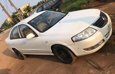 Tokunbo 2008 Nissan Sunny White for sale