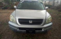 Tokunbo 2004 Honda Pilot Gold for sale