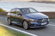 Splendid all-new Mercedes-Benz B-Class Minivan 2019 to go on sale in December