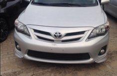Toyota Corolla Sport 2013 Silver for urgent sale