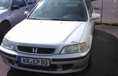 Tokunbo 2002 Honda Civic Wagon Silver for sale