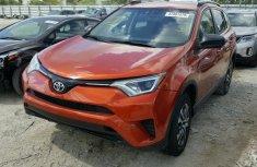 Toyota RAV4 Orange 2016 for sale