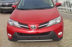 2014 Toyota RAV4 Red for sale