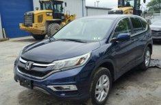 Honda CRV 2015 Blue for sale