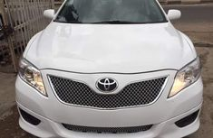 Toyota Camry 2008 White for sale