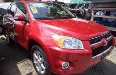 Toyota RAV4 2008 Red for sale