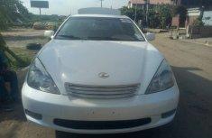 Tokunbo 2004 Lexus ES330 White for sale