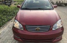 2014 Tokunbo Toyota Corolla  for sale