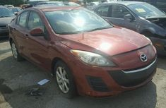2010 Mazda 323 Red for sale
