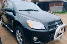 Toyota Rav4 2010 Black for sale