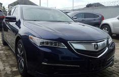 Acura TLX 2013 Blue for sale