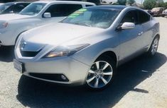 Acura ZDX 2013 Silver for sale