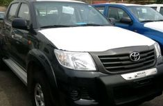Toyota Hilux 2013 Black for sale