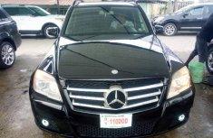 Tokunbo 2010 Mercedes Benz GLK350 Black for sale