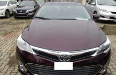 2014 Red Toyota Avalon for sale