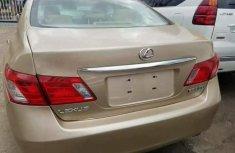 Lexus ES330 2010 Gold for sale